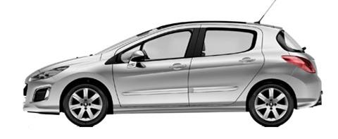 sportelli usati portiere e tutti i ricambi usati per la parte laterale sinistra dell'auto